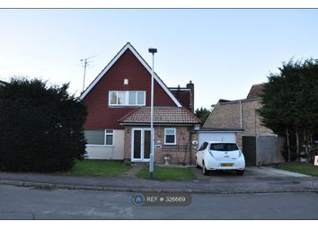 Thumbnail 3 bed detached house to rent in Pheasant Close, Winnersh
