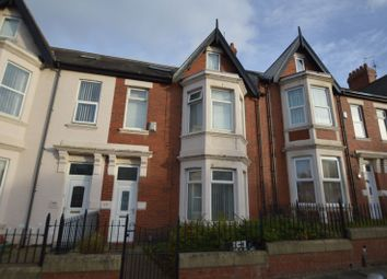Thumbnail 6 bed terraced house for sale in Wingrove Road, Fenham, Newcastle Upon Tyne