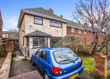 Thumbnail 3 bedroom end terrace house for sale in Kentmere Drive, Blackpool, Lancashire