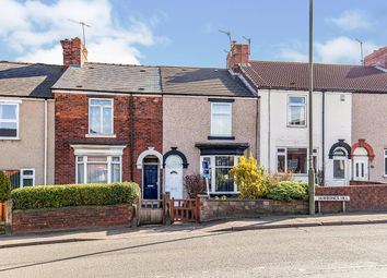 3 bed terraced house for sale in Jawbones Hill, Chesterfield, Derbyshire S40