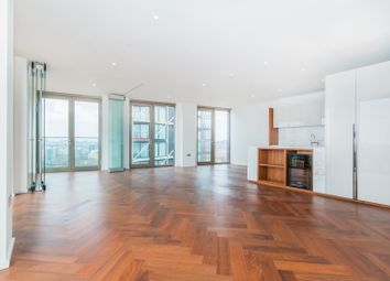 Thumbnail 3 bed flat for sale in Embassy Gardens, Nine Elms
