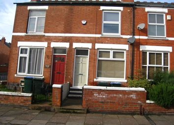 Thumbnail 2 bed terraced house for sale in Melbourne Road, Earlsdon, Coventry