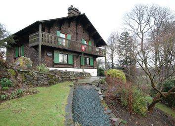 Thumbnail 4 bed detached house to rent in Swiss Chalet, Watermillock, Penrith, Cumbria