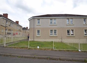 Thumbnail 2 bedroom flat for sale in Wilson Street, Airdrie