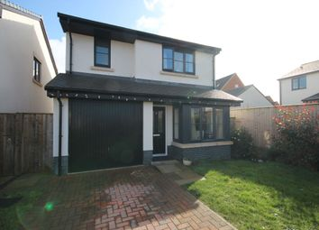 Thumbnail 3 bed detached house for sale in Pincroft Close, Catterall, Preston