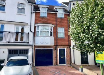 Thumbnail 4 bed terraced house for sale in Williams Way, Dartford