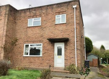 Thumbnail 3 bedroom semi-detached house for sale in Wrekin Drive, Donnington, Telford