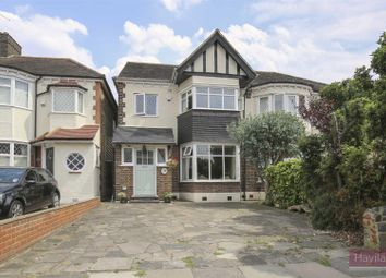 Thumbnail 4 bedroom semi-detached house for sale in Green Moor Link, London