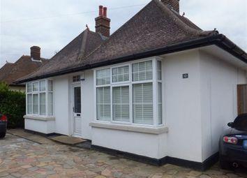 Thumbnail 3 bed bungalow to rent in Wrotham Road, Borough Green, Sevenoaks