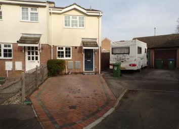 Thumbnail 2 bedroom end terrace house for sale in Locks Heath, Southampton, Hampshire
