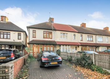 Thumbnail 3 bed semi-detached house to rent in Oldchurch Road, Romford