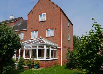 Thumbnail 4 bed end terrace house for sale in Wigeon Lane, Walton Cardiff, Tewkesbury, Gloucestershire