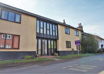 Thumbnail 3 bed terraced house for sale in Home Farm Park, Great Hockham