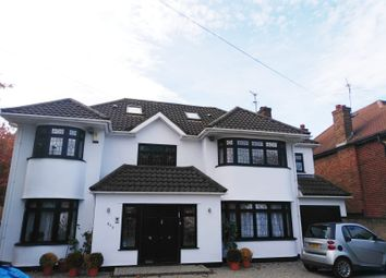 Thumbnail 7 bed detached house to rent in Edgwarebury Lane, Edgware, London