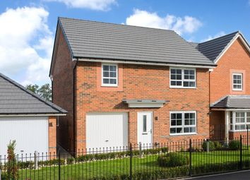 "Thumbnail 4 bedroom detached house for sale in ""Windermere"" at Hebron Avenue, Pegswood, Morpeth"