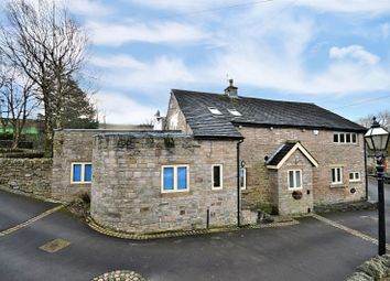Thumbnail 4 bed detached house for sale in Back Lane, Charlesworth, Glossop
