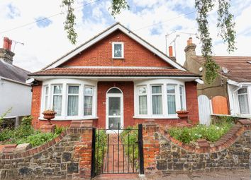 Thumbnail 3 bed detached bungalow for sale in Branksome Road, Southend-On-Sea