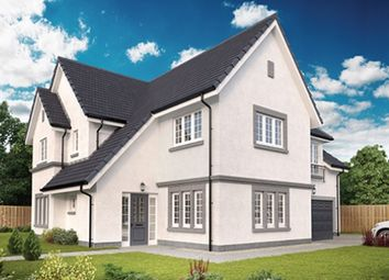 "Thumbnail 5 bed detached house for sale in ""The Lowther"" at Milltimber"
