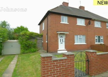 Thumbnail 3 bed semi-detached house for sale in Selby Road, Wheatley, Doncaster.