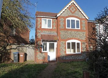 Thumbnail 3 bed detached house for sale in Birchwood Avenue, Hatfield