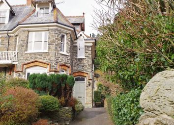 Thumbnail 4 bed semi-detached house for sale in 30, Lee Road, Lynton