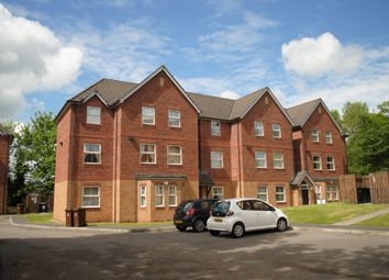 Thumbnail 2 bed flat for sale in Brookfield Apartments, Leigh Road, Howe Bridge, Atherton