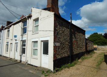 Thumbnail 2 bedroom end terrace house for sale in 117 London Street, Swaffham, Norfolk