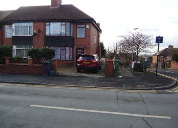 Thumbnail 3 bed semi-detached house to rent in Frederick Street, Chadderton, Oldham