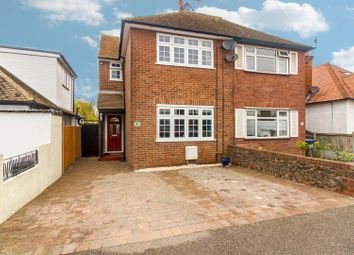 Thumbnail 3 bed property for sale in Beacon Road, Broadstairs
