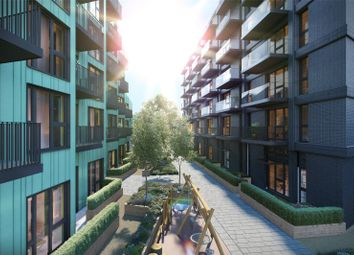 Thumbnail 2 bed property for sale in 2 Bedroom Apartments, Aspext, Hackney Wick, London