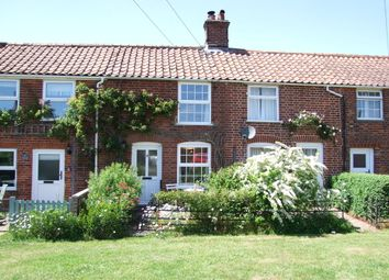 Thumbnail 1 bed terraced house for sale in The Street, Snape, Saxmundham