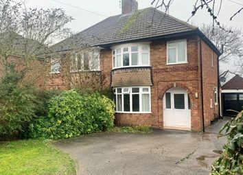 3 bed semi-detached house to rent in Hawthorn Road, Lincoln LN2