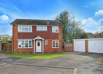 Thumbnail 4 bed detached house for sale in Chilton Close, Holmer Green, High Wycombe