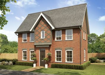 """Thumbnail 3 bed semi-detached house for sale in """"Morpeth II"""" at Filter Bed Way, Sandbach"""