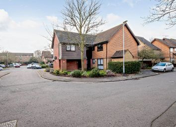 Thumbnail 1 bed flat for sale in Ryeland Close, Yiewsley, West Drayton