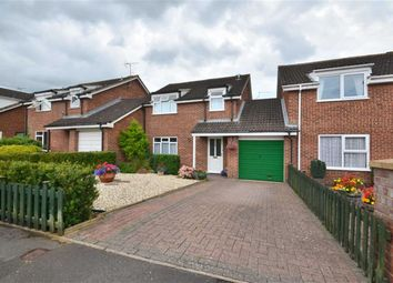Thumbnail 4 bed link-detached house for sale in Pineway, Abbeydale, Gloucester
