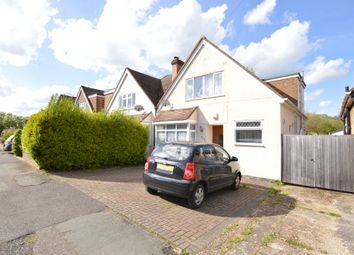 Thumbnail 4 bed semi-detached house to rent in Fairfax, Old Woking, Surrey