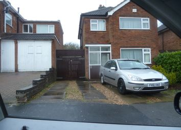 Thumbnail 3 bed detached house to rent in Bollington Road, Oadby, Leicester