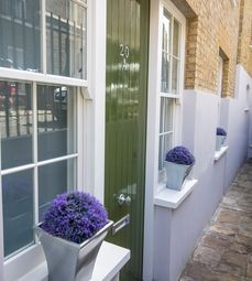 Thumbnail 3 bed mews house for sale in John Street, London