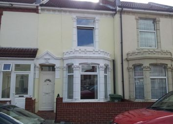 Thumbnail 3 bed property to rent in Percival Road, Portsmouth