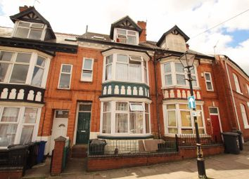 Thumbnail 1 bed flat to rent in Chaucer Street, Leicester
