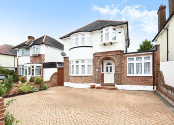 Thumbnail 4 bed detached house for sale in Lakehurst Road, Epsom