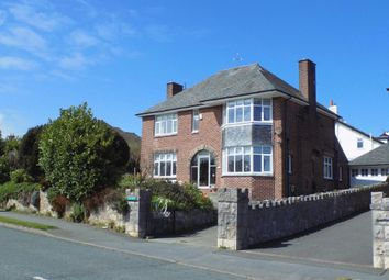 Thumbnail 3 bed detached house for sale in Llanrhos Road, Penrhyn Bay, Llandudno