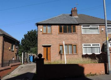 Thumbnail 3 bed semi-detached house for sale in Berry Brow, Clayton Bridge, Manchester