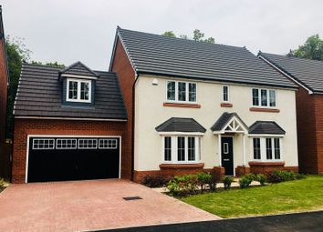 Thumbnail 5 bed detached house to rent in Quarry Close, Congleton