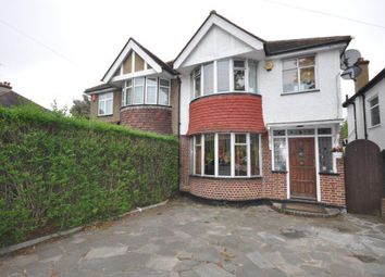 Thumbnail 3 bed semi-detached house to rent in Church Road, Northwood