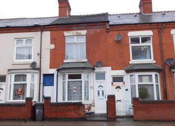 3 bed terraced house for sale in Harrison Road, Belgrave, Leicester LE4