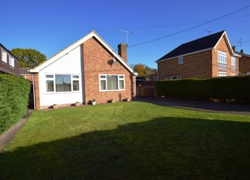 Thumbnail 3 bedroom detached bungalow for sale in Firacre Road, Ash Vale, Guildford, Surrey