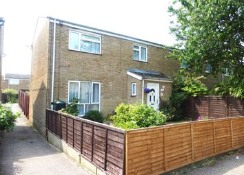 Thumbnail 3 bed end terrace house for sale in Canterbury Way, Stevenage