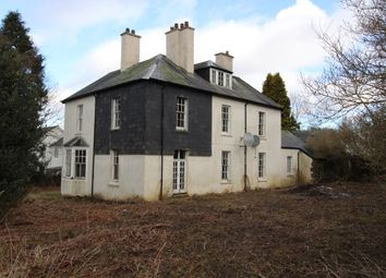 Thumbnail 5 bed detached house for sale in Cwmann, Lampeter